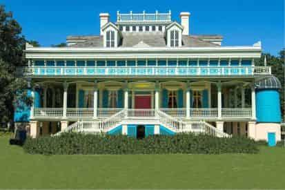 San Francisco Plantation Admission & Guided Tour