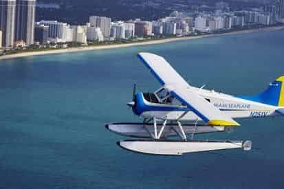 Miami Skyline Seaplane Tour