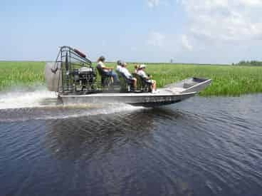 Half Day Combo: Destrehan Plantation & Airboat Swamp Tour