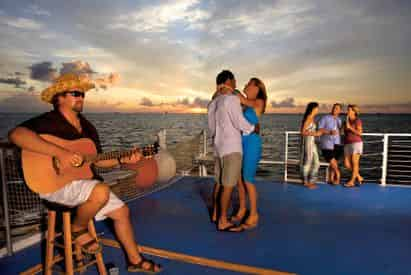 Commotion on the Ocean Sunset Cruise
