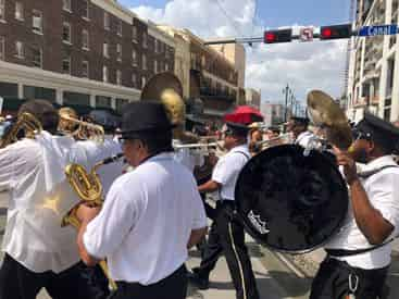 New Orleans Music Tour