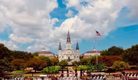 French Quarter History & Architecture Tour