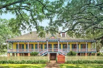 Laura Creole Plantation and Airboat Swamp Tour