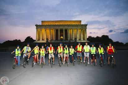Monuments, Memorials, and Arlington Cemetery Bike Tour