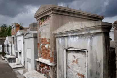 French Quarter & St. Louis Cemetery #1 Walking Tour