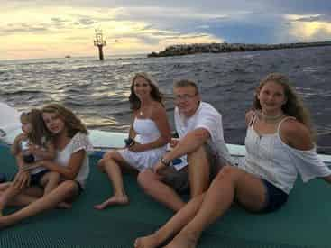Destin Harbor Private Sunset Sailing Excursion