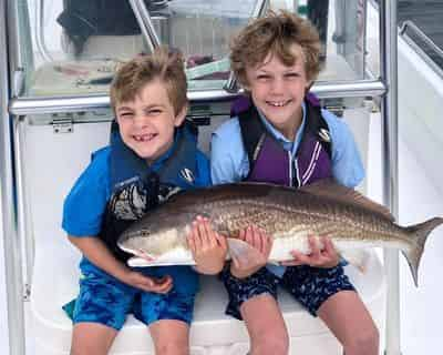 Fishing with Kids - A Child Friendly Fishing Charter