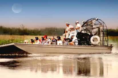 Jean Lafitte Airboat Tour with Optional Transportation From New Orleans
