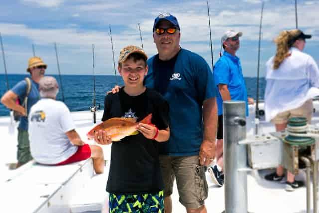 fishing charters destin fl