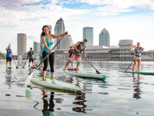paddleboard tours in st petersburg