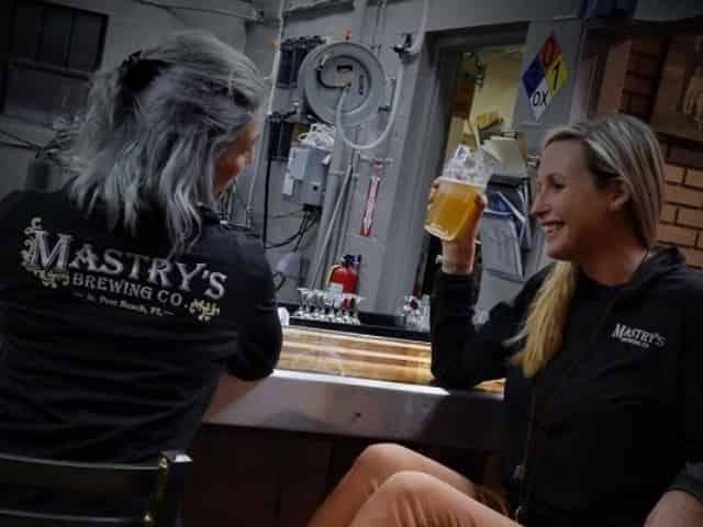 craft beer tasting in st petersburg