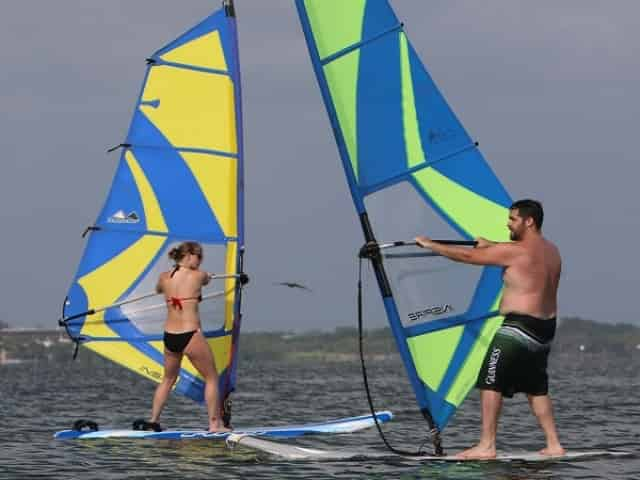 windsurfing lessons in st petersburg
