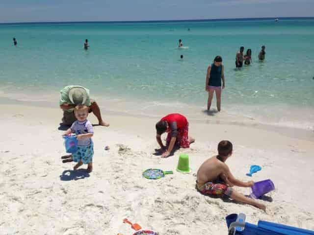 shell island activity