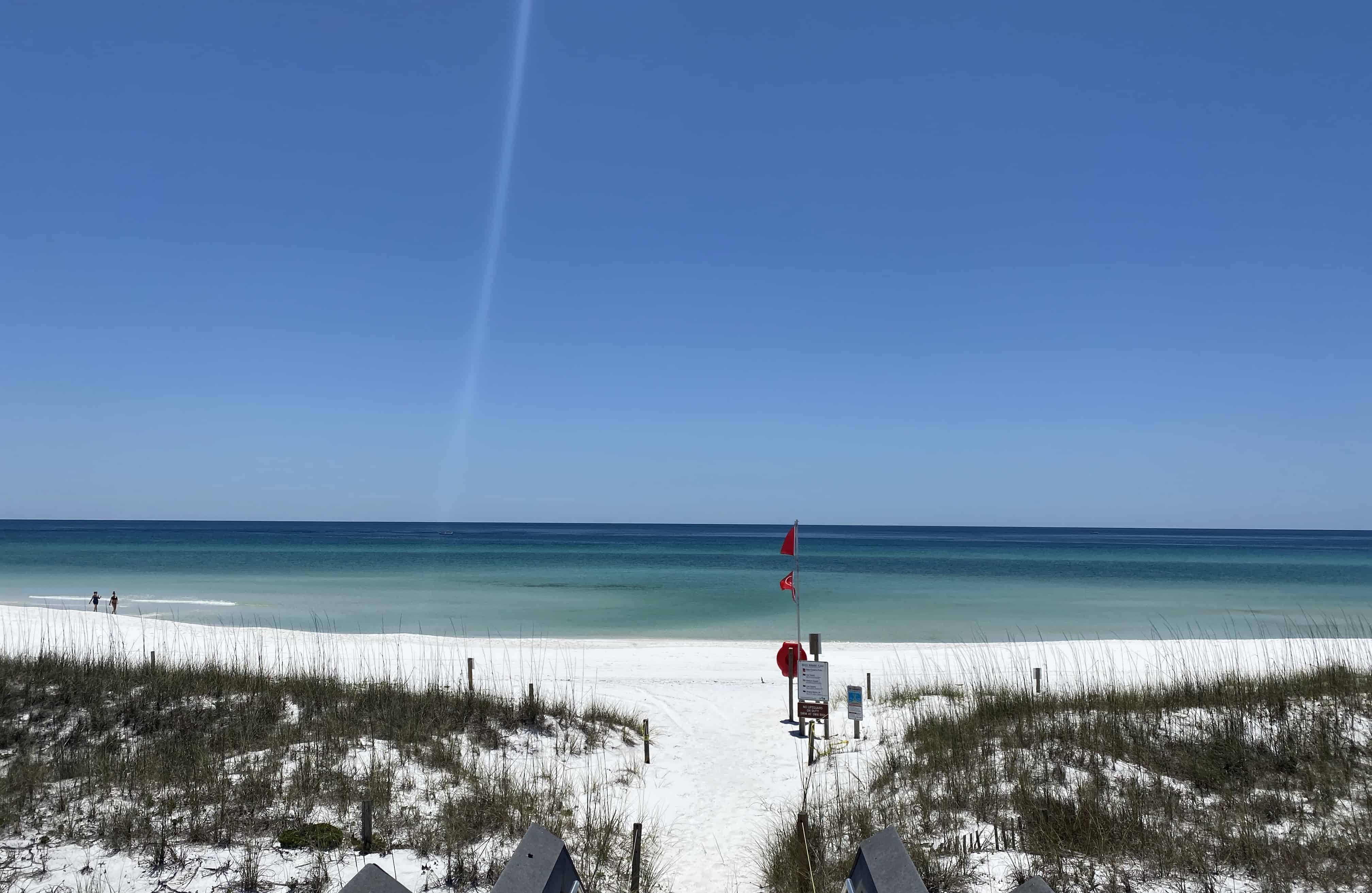 the beaches of Navarre, FL