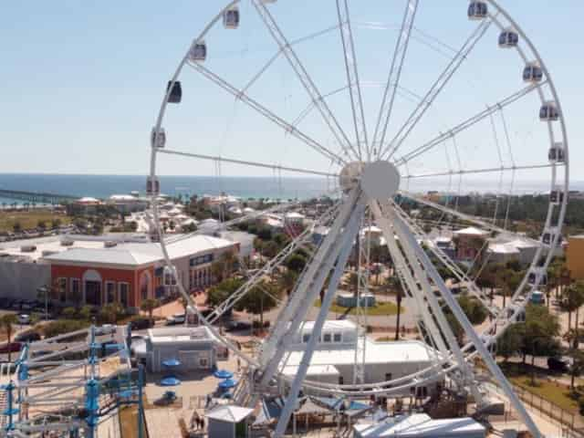 panama city beach skywheel