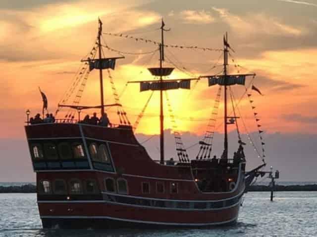 pirate cruise in clearwater, fl