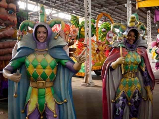 mardi gras world floats