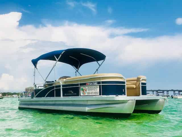 deals on pontoons in destin