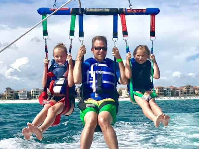 deals on destin parasailing