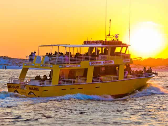 destin deals on dolphin cruises and tours