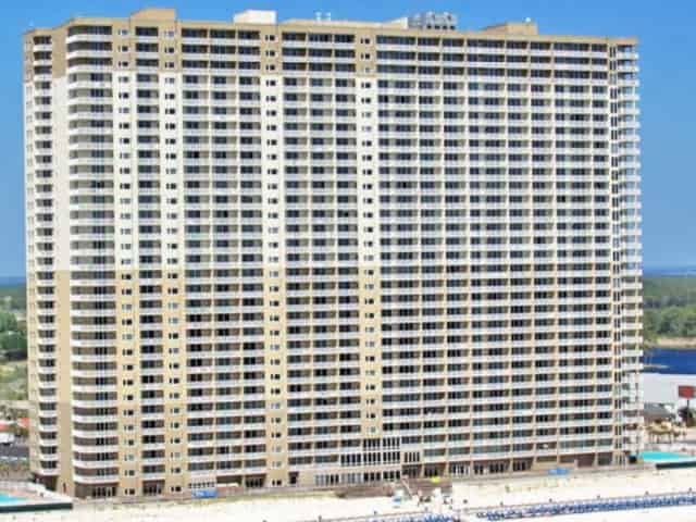 tidewater beach resort in panama city beach
