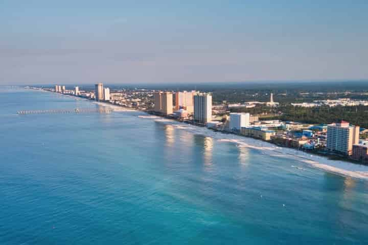 3 Cheap Panama City Beach Condos on Front Beach Road