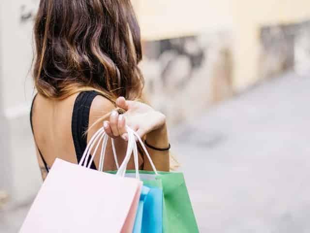 shopping in nola