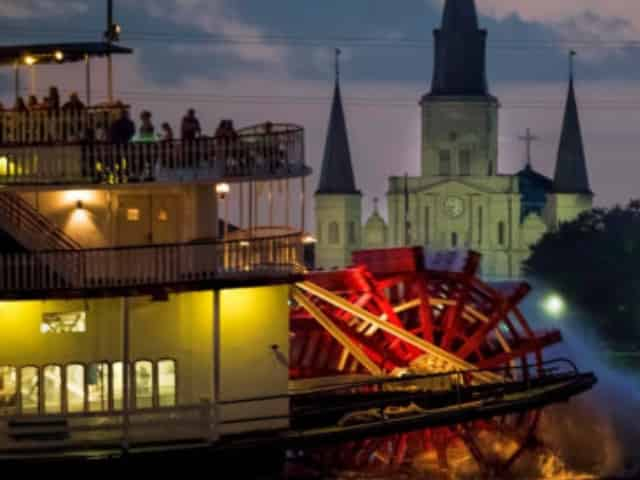 new orleans nighttime cruise