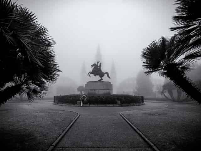 new orleans nighttime haunted tour
