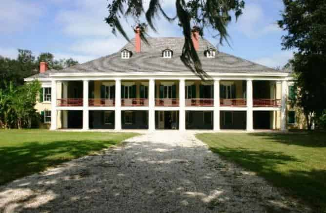 destrehan plantation featured in film
