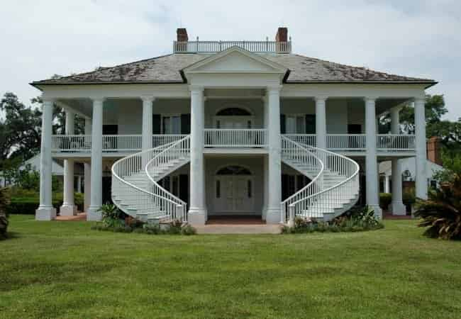 evergreen plantation featured in film