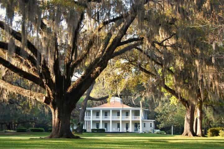 5 Most Popular New Orleans Plantations Featured in Film