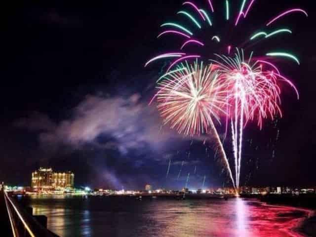 4th of July in Destin, FL