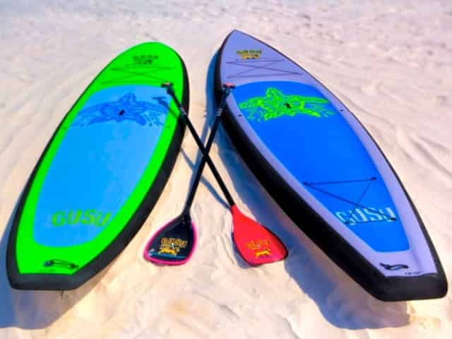 paddle board rentals in destin florida