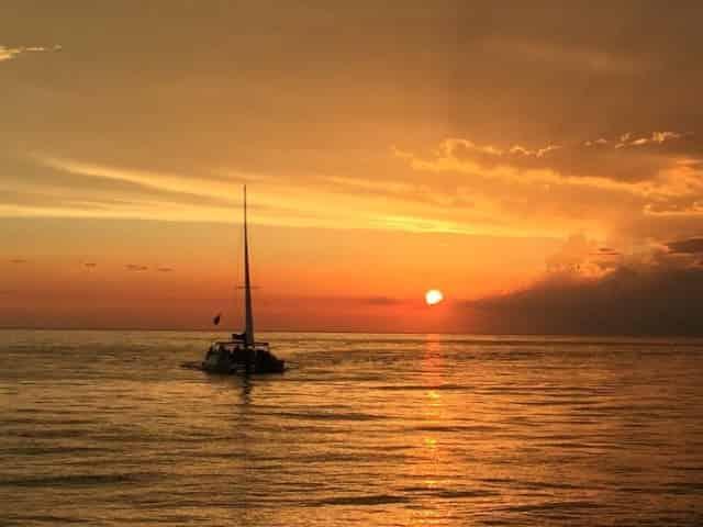 pensacola beach sailing charter