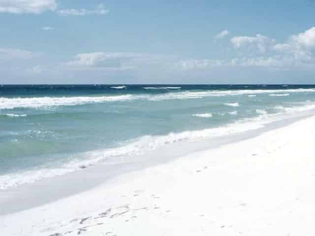 the beaches of pensacola florida