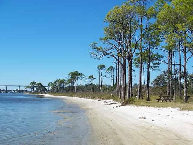 big lagoon state park beach