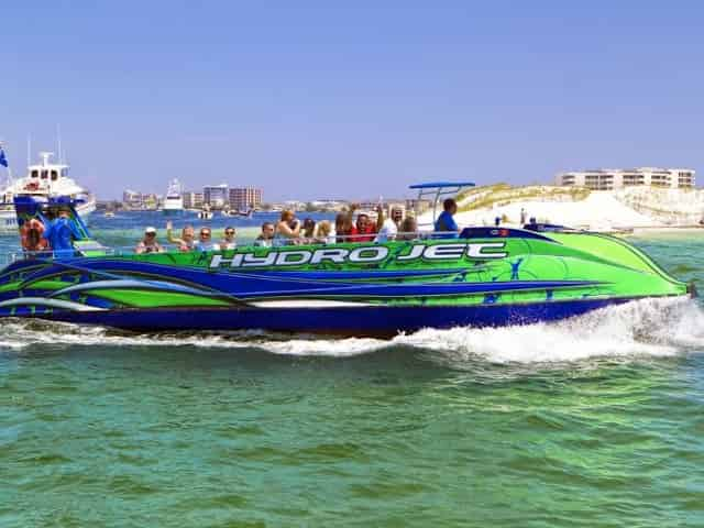 The Hydrojet - The World's Largest Jet Ski