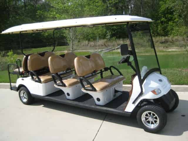 destin, florida, family golf cart rental