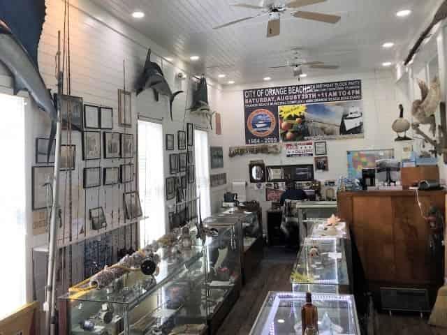 Orange Beach Indian and Sea Museum