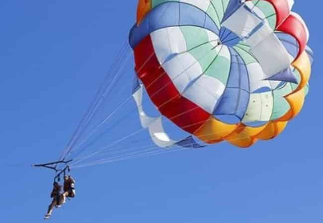 orange beach parasail tour