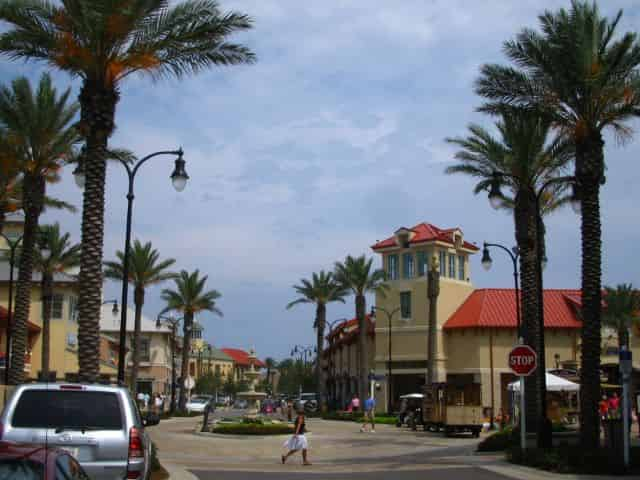 shopping at destin commons