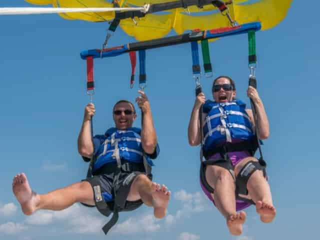parasailing in orange beach alabama