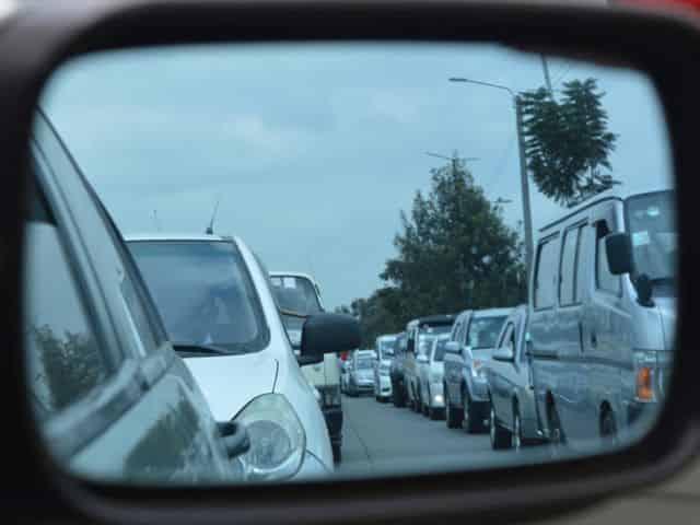 avoid traffic during the off season