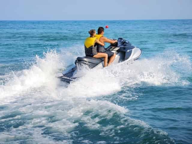 riding jet skis in miami, fl