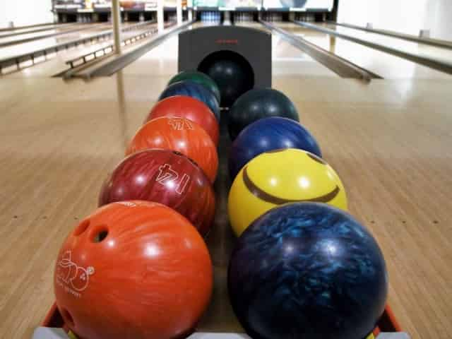 bowling on a rainy day in the florida panhandle