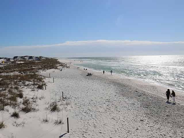 st andrews state park in panama city beach