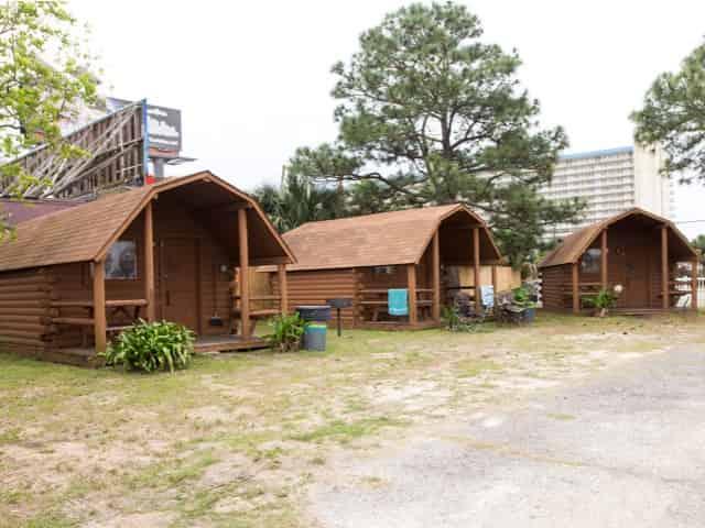 campers inn in panama city beach fl