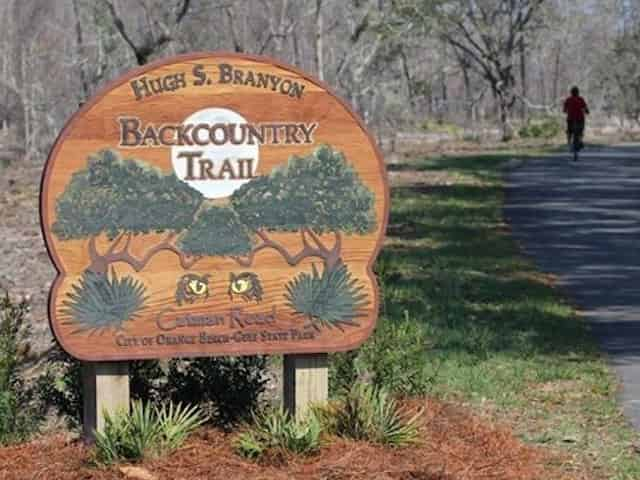 Hugh S. Branyon Back Country Trails