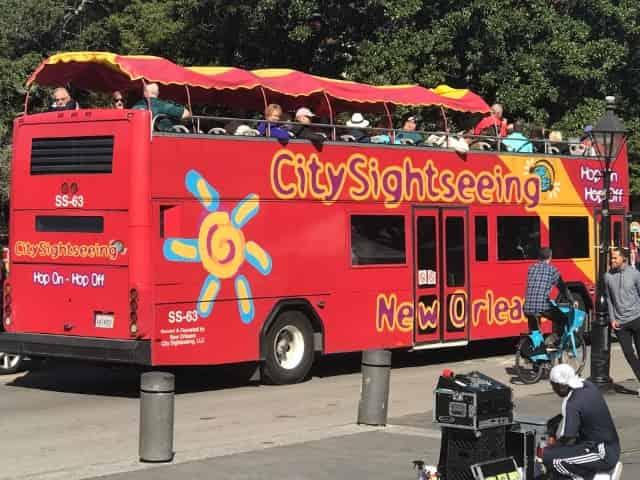 hop on hop off bus tour new orleans